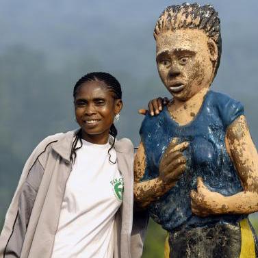 Sarah Etongue ou la légende du char des dieux - Lumière du Cameroun