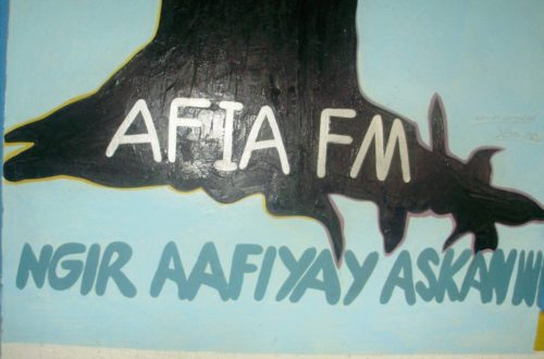 Article : Sénégal: dans l'univers d'Afia, une petite radio communautaire