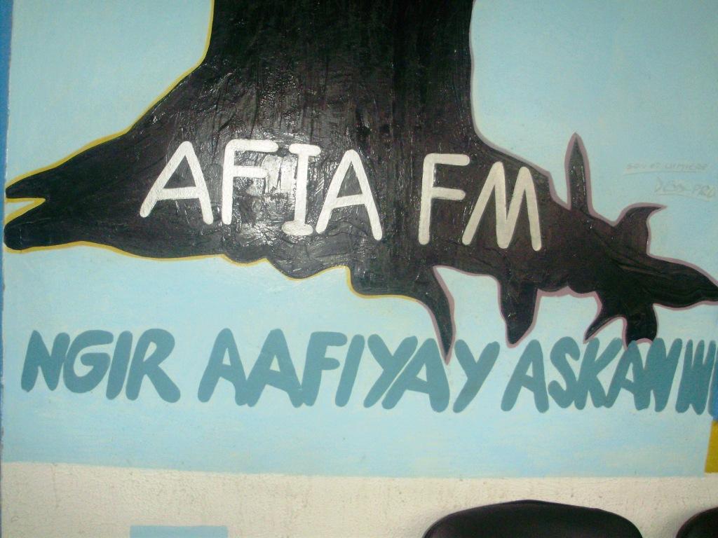 Afia, une radio communautaire -By Josiane Kouagheu