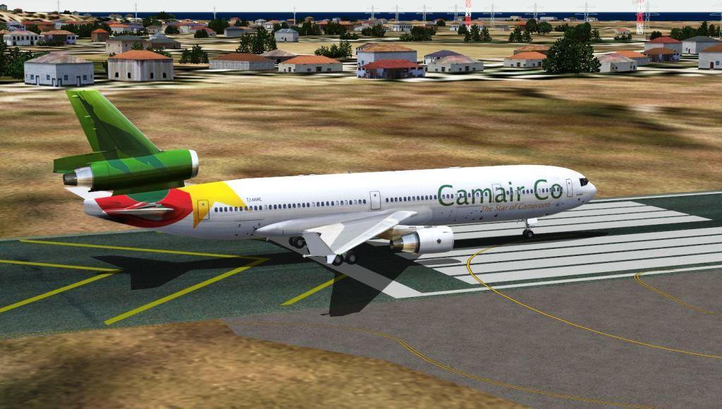 """Un avion camair-Co""""Crédit photo: google"""""""