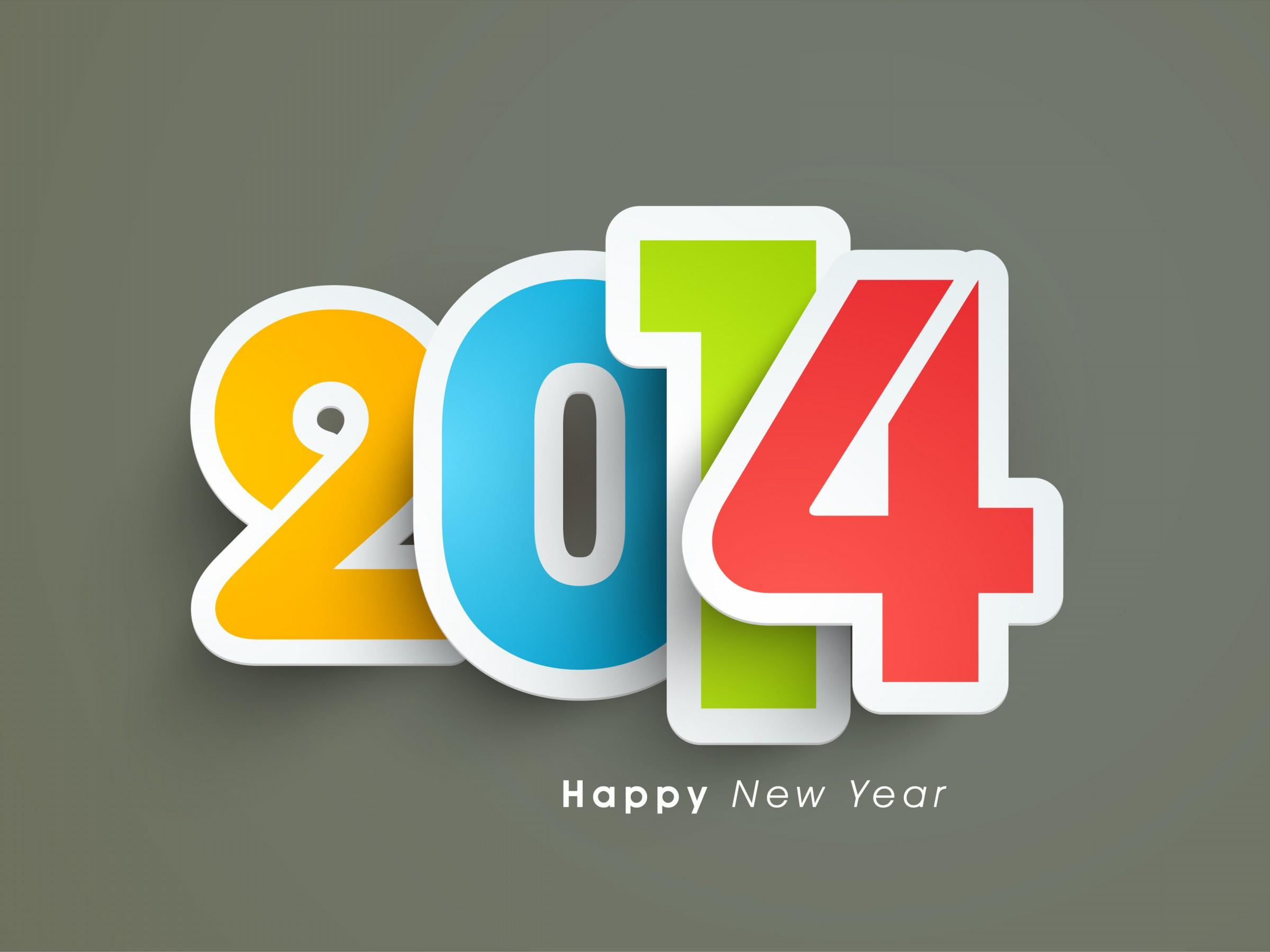 Bonne année 2014. Photo google