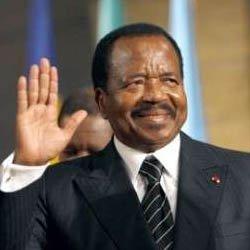 Paul Biya. Crédit photo: http://www.africa24monde.com