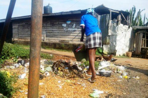 Article : Ma bog-expo II: Douala, cette ville-poubelle